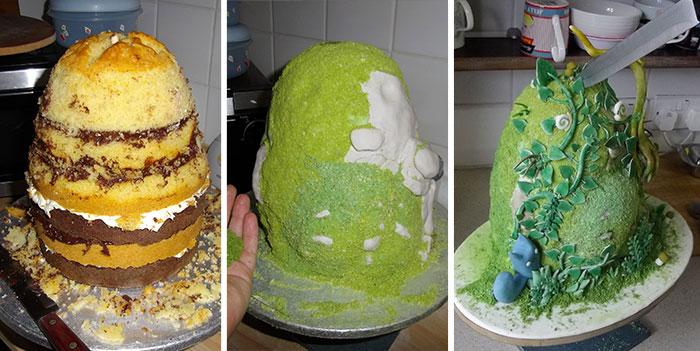 самые восхитительные торты