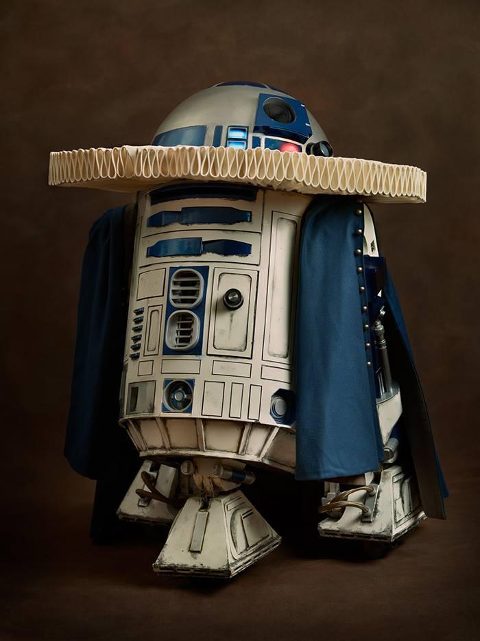 R2-D2 в 16 веке