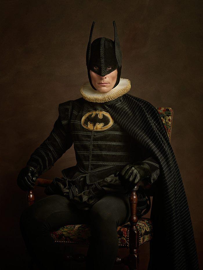 Бетмен в 16 веке