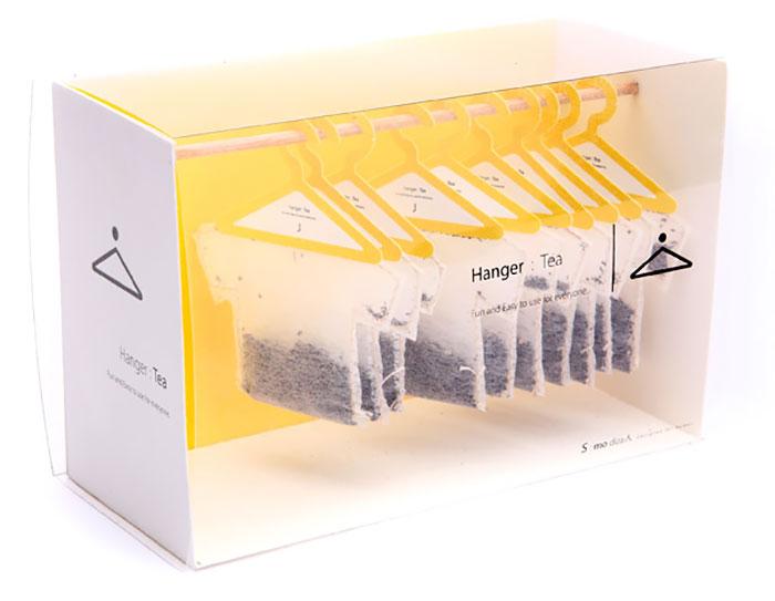 Упаковка для для чайных пакетиков